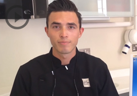 Patient information video by Dr Simon Chard