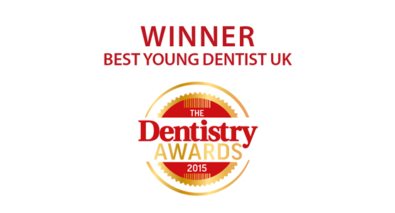 DA 2015 Best Young Dentist