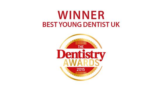 DA 2015 Best Young Dentist
