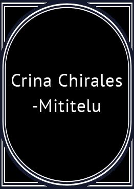 Crina Chirales-Mititelu