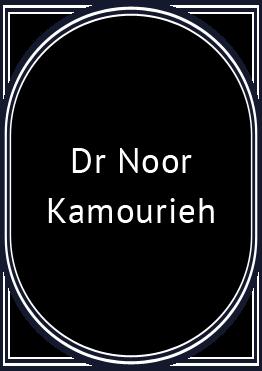 Dr Noor Kamourieh
